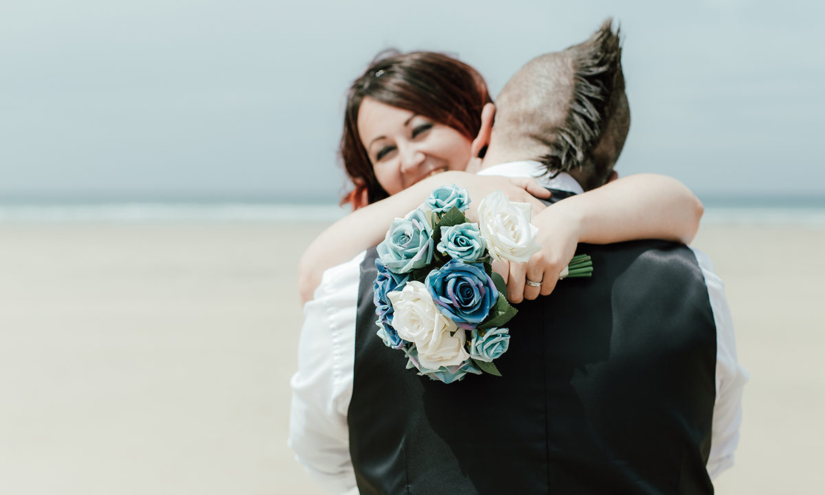 Wedding Photography Cornwall, by Take One Photos & Film