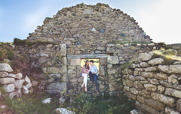 Engagement Photoshoot, Cornwall by Take One Photos & Film